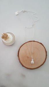 collier-argent -sterling-925-ananas-kara-bijoux