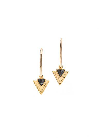 boucles-oreilles-anneaux-or-14k-marbre-noir-glam-rock-entrepreneure-ellie-4-kara-bijoux