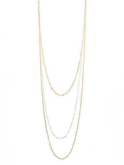collier-mi-long-trois-rangs-argent-dore-delicat-entrepreneure-malor5-kara-bijoux
