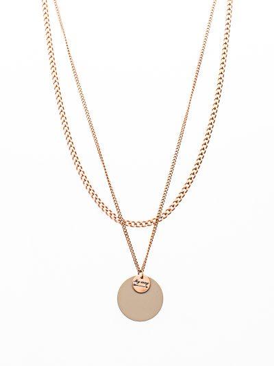 collier-cour-delicat-2-rangs-inox-or-rose-hypoallergenique-taïna-2-entrepreneure-kara-bijoux