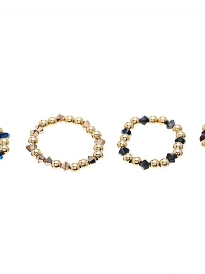 bagues-elastiques-fines-billes-or-14k-swarovski-diverses-entrepreneure-signe-kara-kara-bijoux