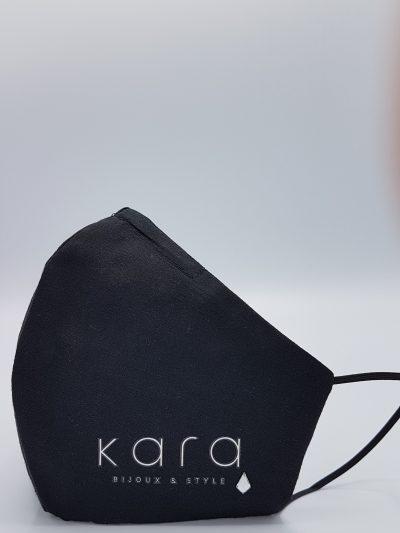 masque-coton-noir-cristal-angulaire-3-couches-pince-nez-kara-bijoux